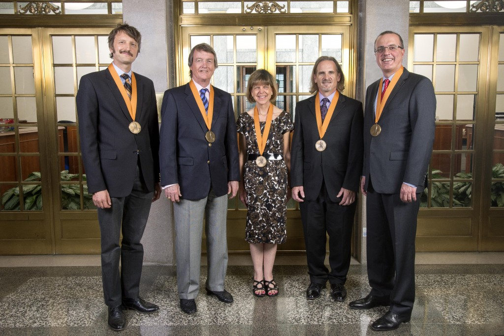 Academy of Distinguished Teachers welcomes new members